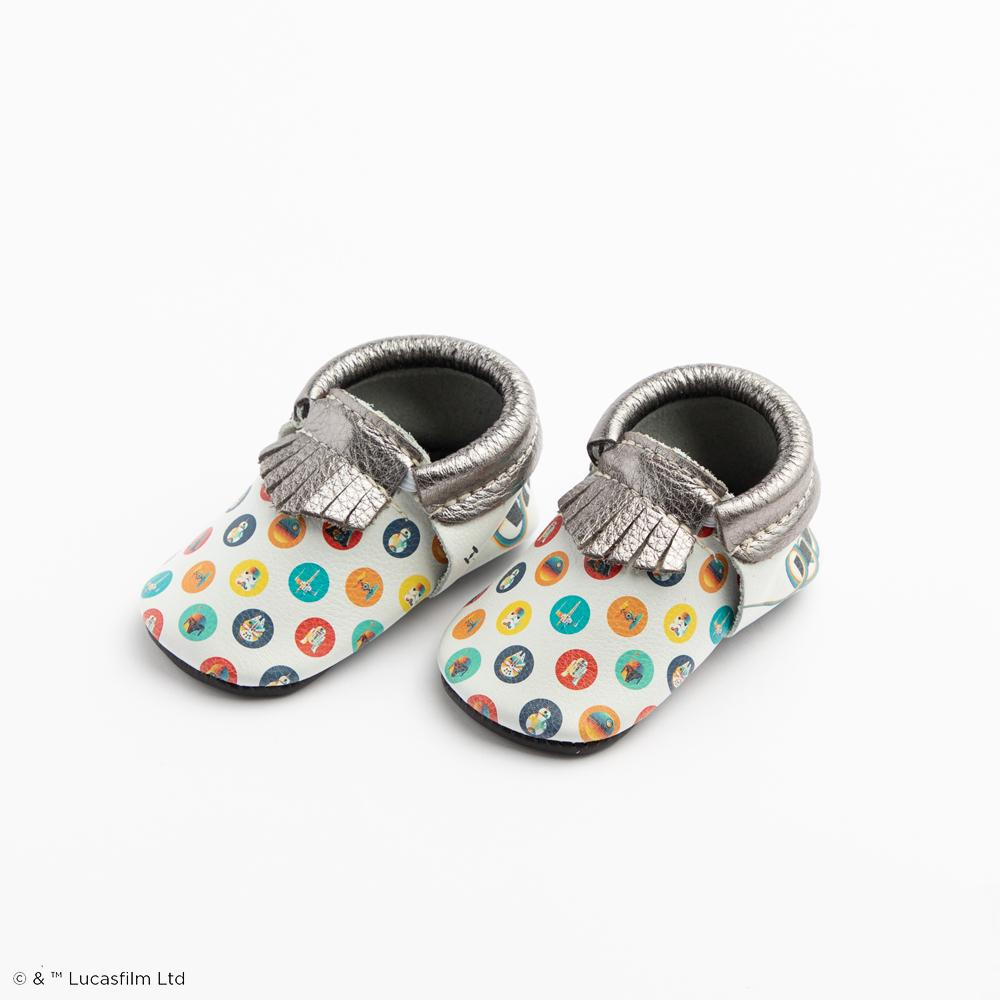 Cosmic Dots City Mocc Mini Sole Mini Sole City Mocc mini soles