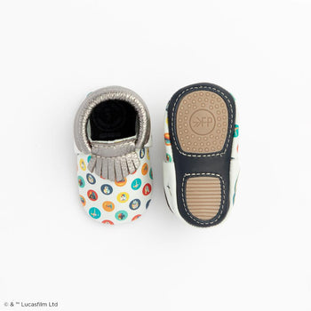 Cosmic Dots City Mocc Mini Sole
