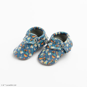 Cosmic Icons Moccasins Soft Soles