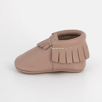 Cream & Sugar Moccasins Soft Soles