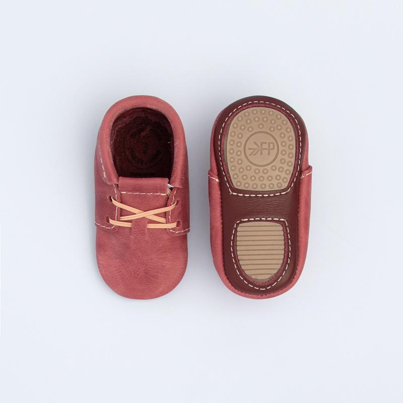 Currant Oxford Mini Sole Mini Sole Oxford mini soles