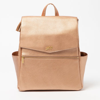 Rose Gold Classic Diaper Bag