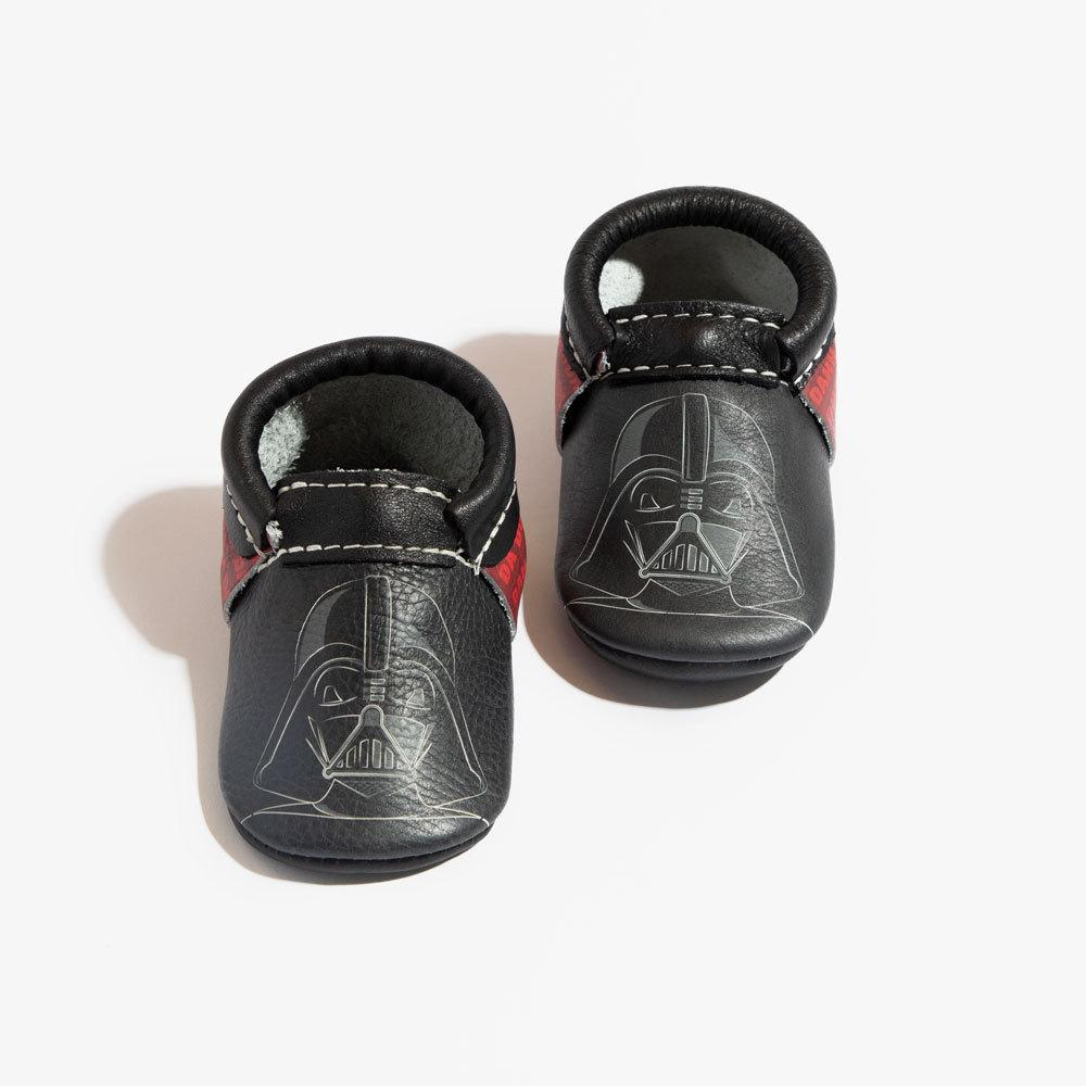 Darth Vader City Mocc City Moccs Soft Soles