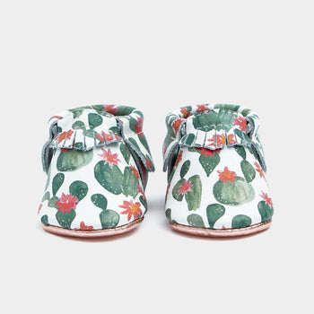 Desert Bloom Mini Sole Moccasins mini soles