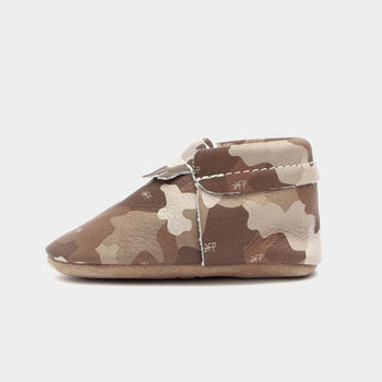 Desert Camo City Mocc | Pre-Order City Moccs Freshly Picked