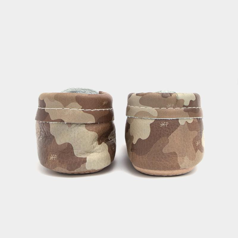 Desert Camo City Mocc Mini Sole | Pre-Order Mini Sole City Mocc mini soles