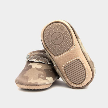 Desert Camo City Mocc Mini Sole | Pre-Order