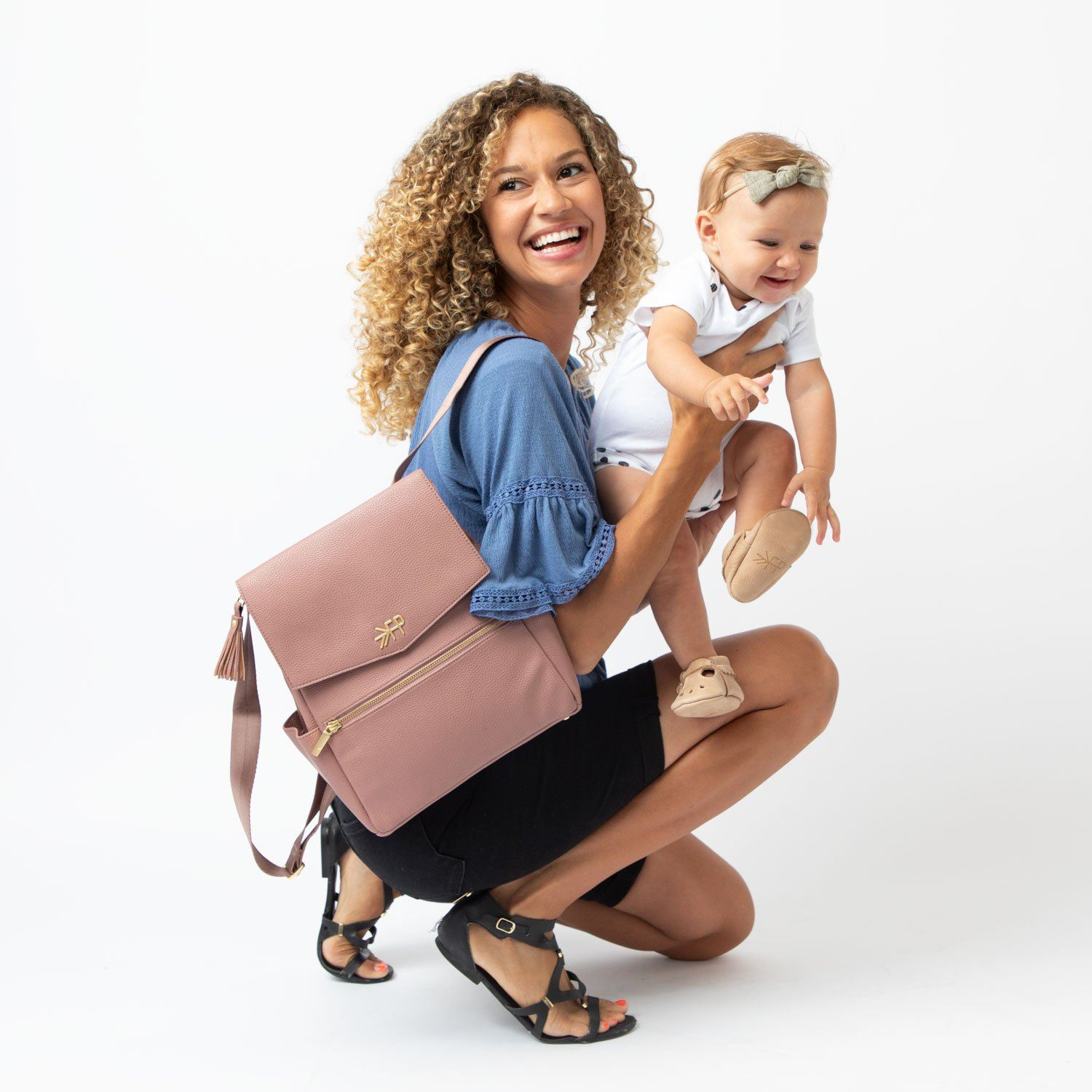 Desert Rose Mini Classic Bag Mini Classic Diaper Bag Bags
