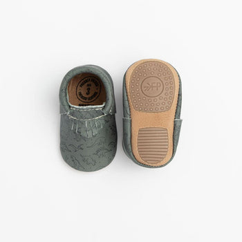 Grey DinoMania City Mocc Mini Sole Mini Sole City Mocc mini soles