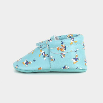 All About Donald Duck City Moccs Soft Soles