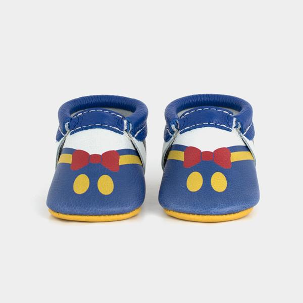 Donald Duck Style City Moccs Soft Soles