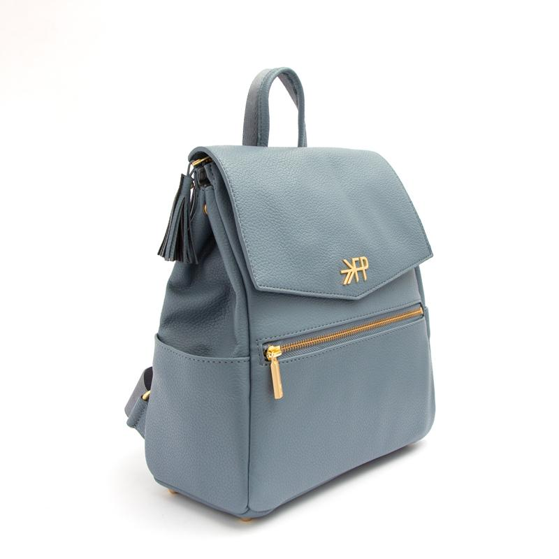 Dusty Blue Mini Classic Bag Mini Classic Diaper Bag Bags