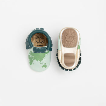 Earth Day Mini Sole Mini Sole Mocc mini soles