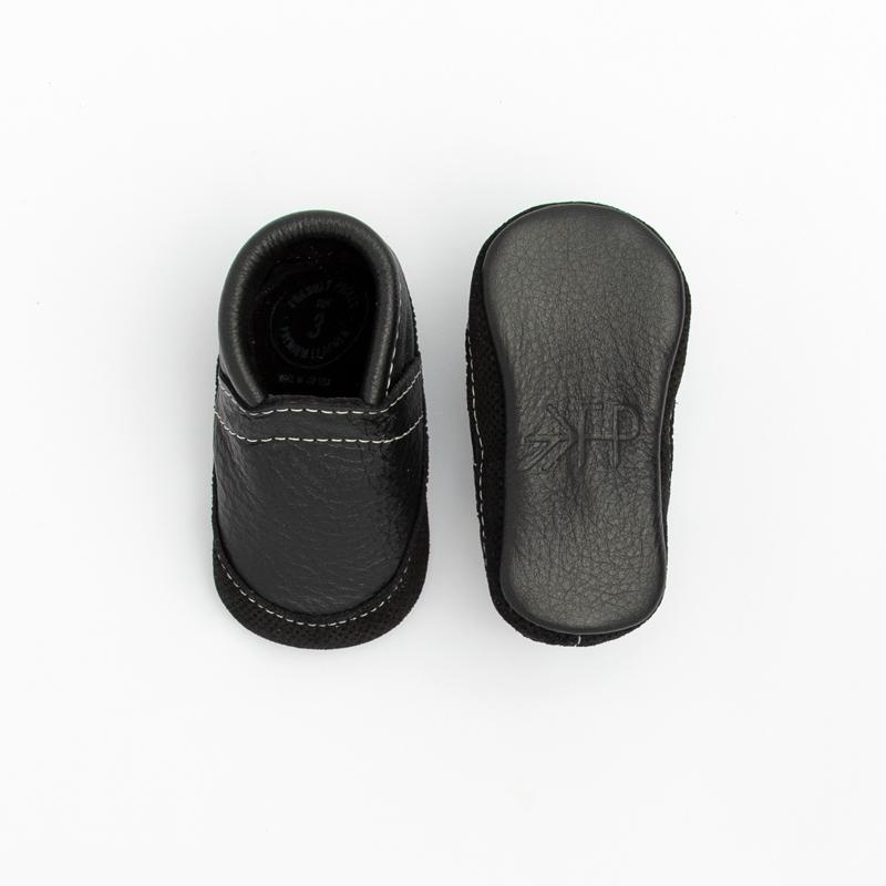 Black Loafer Loafer Soft Soles