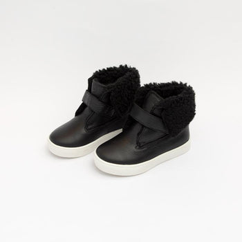 Ebony Sherpa Boot