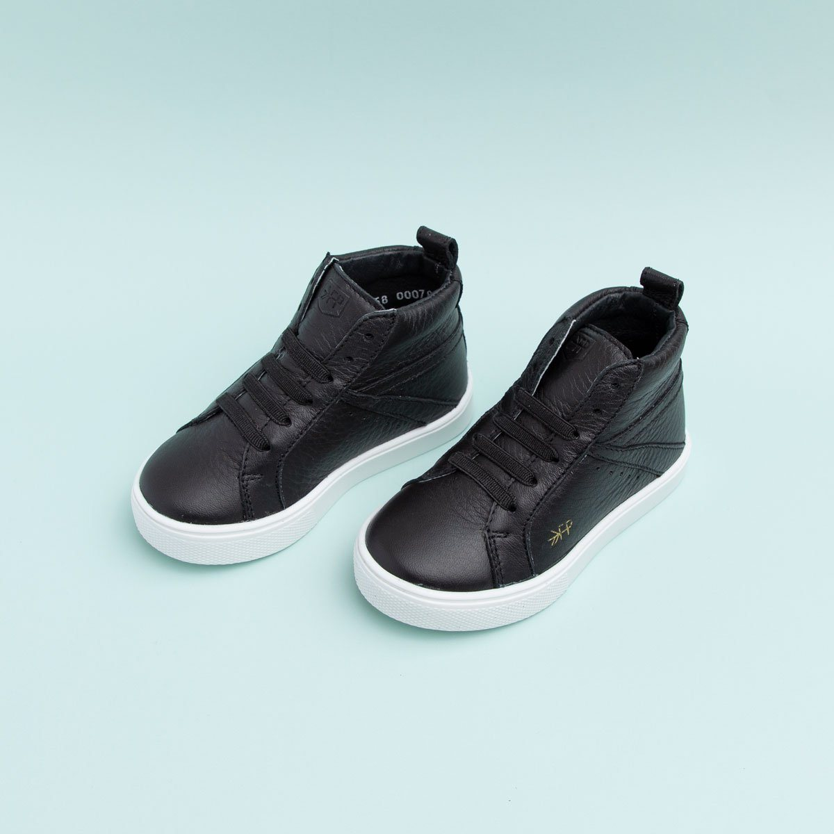 Ebony High Top Sneaker Kids - High Top Sneaker Kids Sneakers