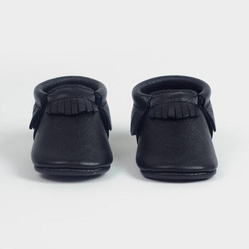 Ebony Extended Sizing | Pre-Order Moccasins Soft Soles