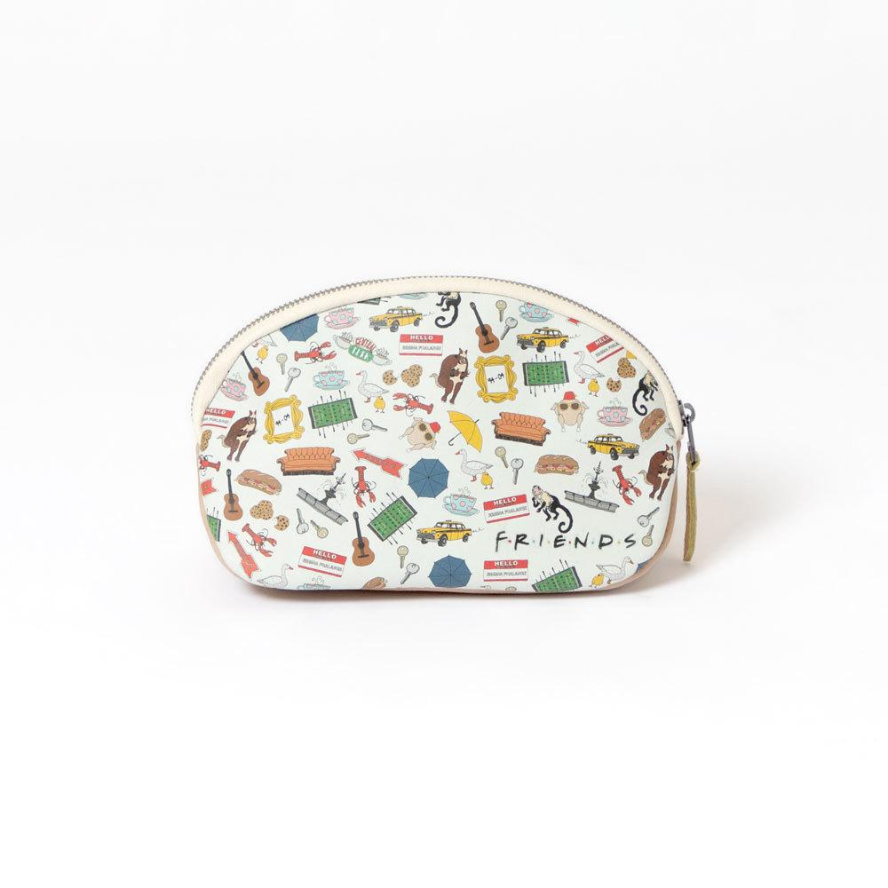 Friends Cosmetic Pouch CosmeticPouch Lindon Bags