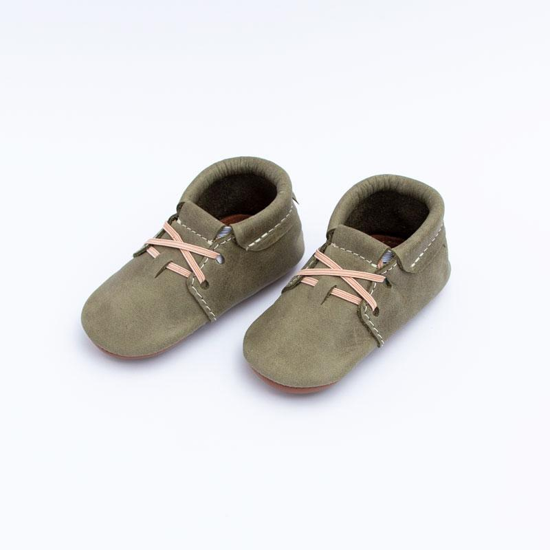 Fern Oxford Mini Sole Mini Sole Oxford mini soles