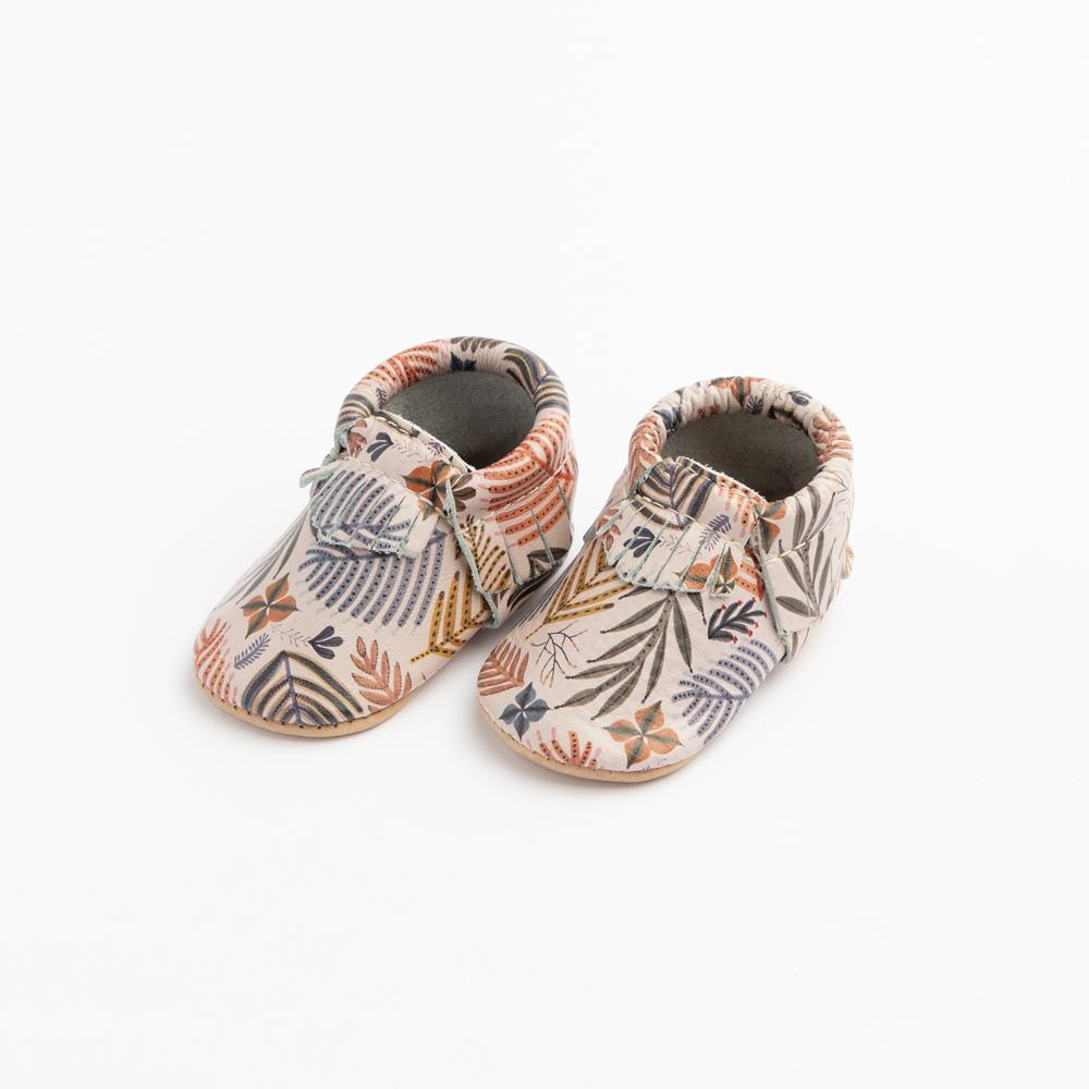 Ferns and Flora Mini Sole | Pre-Order Mini Sole Mocc mini soles