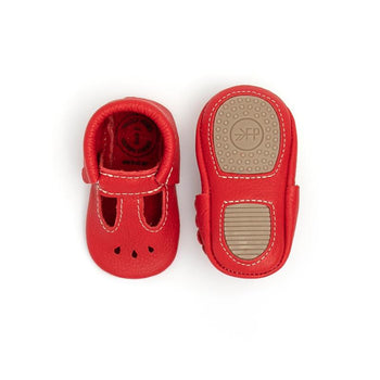 Fire Engine Mary Jane Mini Sole