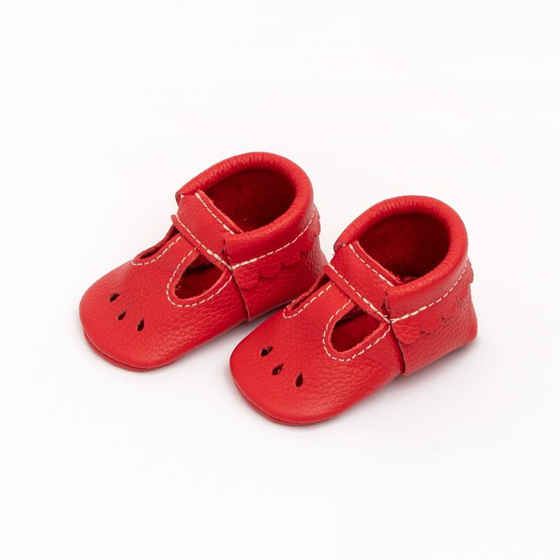 Fire Engine Mary Jane Mary Janes Soft Soles