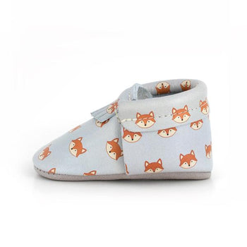 Foxes City Mocc City Moccs Soft Soles