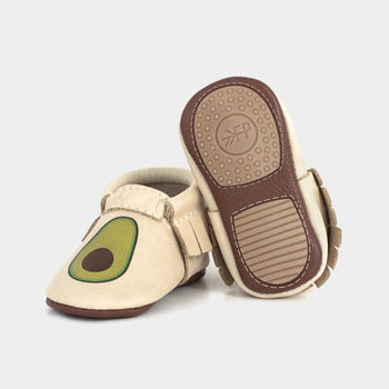 Fresh Avocado Mini Sole | Pre-Order Mini Sole Mocc Mini soles
