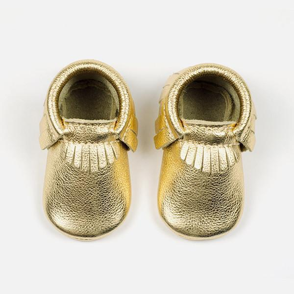 Gold Mini Sole Mini Sole Mocc mini soles