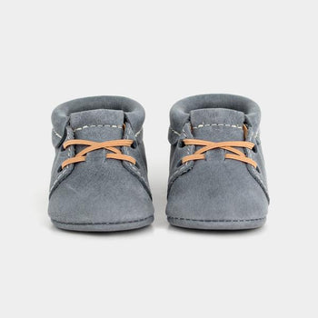 Gray Oxford Oxford Soft Soles