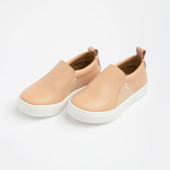 Hazelnut Slip-On Sneaker Kids - Classic Slip-On Sneaker Kids Sneakers