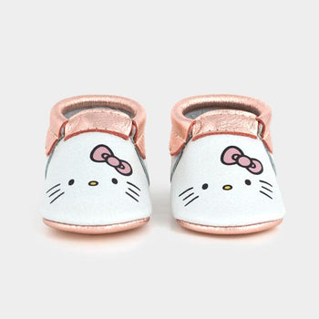 Hello Kitty Moccasins Soft Soles