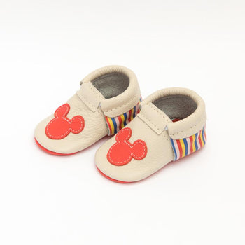 Hey Mickey City Mocc City Moccs Soft Soles