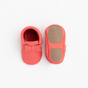 Hibiscus Bow Mocc Mini Sole