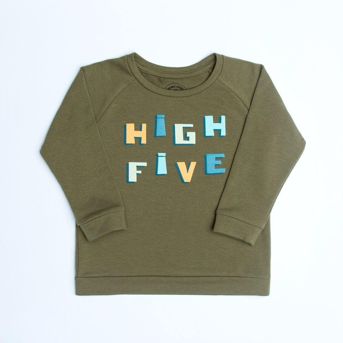 High Five Crew Sweatshirt
