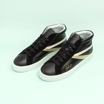 Women's Ebony High Top Sneaker Women's - High Top Women's Sneakers