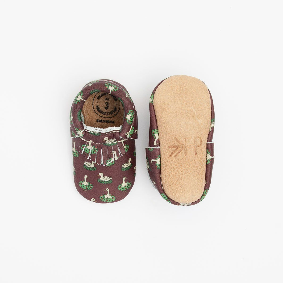 Holiday Ducks City Mocc City Moccs Soft Soles