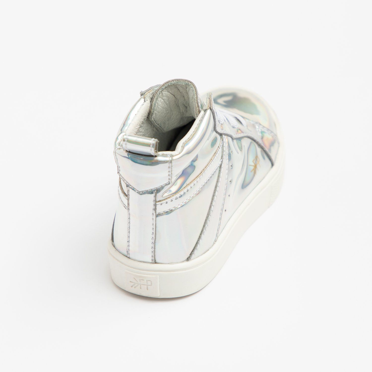Holographic High Top Sneaker