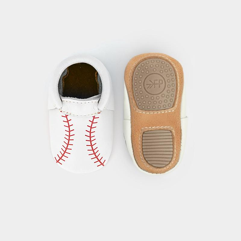 First Pitch City Mocc Mini Sole