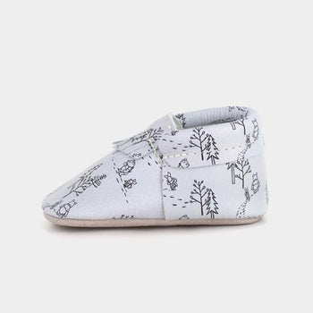 Hundred Acre Wood City Mocc | Pre-Order City Moccs Soft Soles