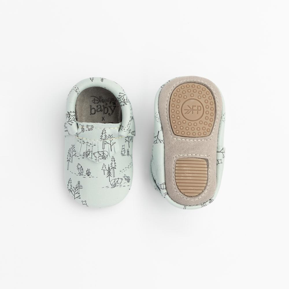Hundred Acre Wood City Mocc Mini Sole | Pre-Order