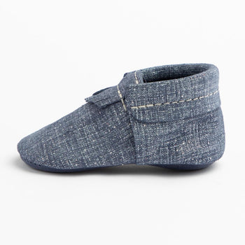 Indigo Denim City Mocc