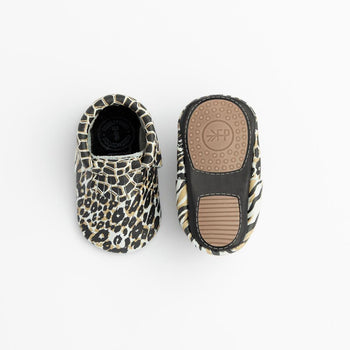 Into The Wild City Mocc Mini Sole