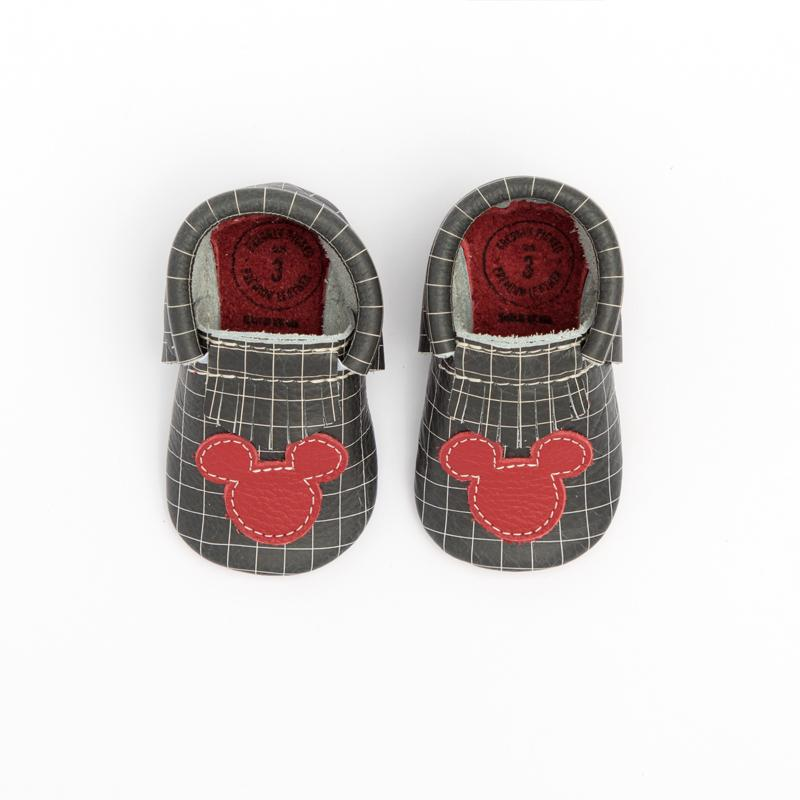 It's a Mickey Thing City Mocc City Moccs Soft Soles