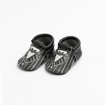 Jack Skellington City Mocc City Moccs Soft Soles