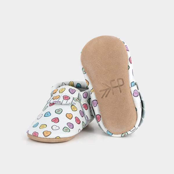LUV FP Moccasins Soft Soles