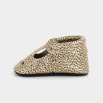 Leopard Sparkle Mary Jane Mary Janes Soft Soles