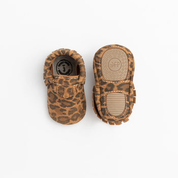 Leopard Mini Sole Mini Sole Mocc mini soles