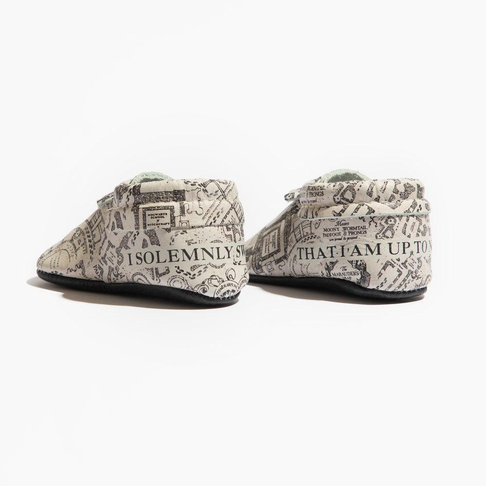 Marauders Map City Mocc City Moccs Soft Sole