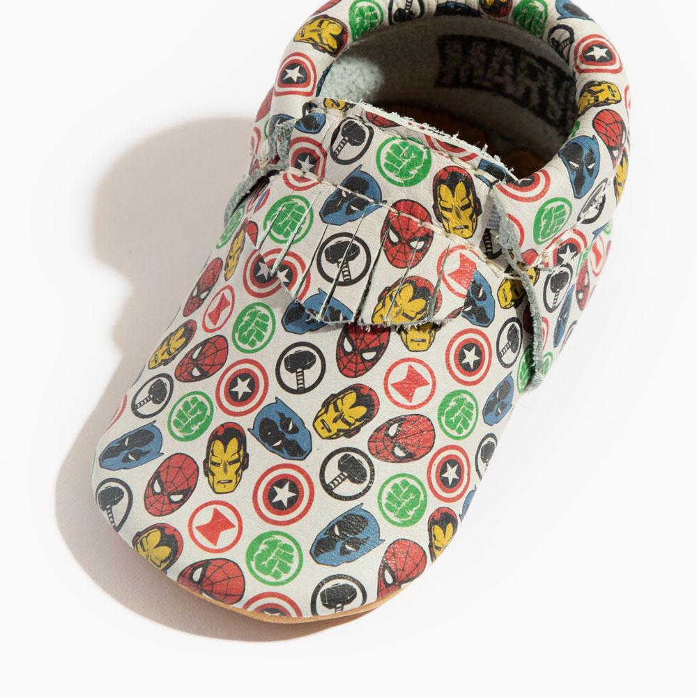 Marvel Heroes City Mocc Mini Sole City Moccs Mini Soles